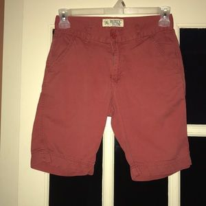 Rustic Blue Size 29 young men's shorts. NWOT